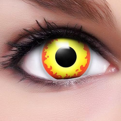Fire Eyes Kontaktlinsen