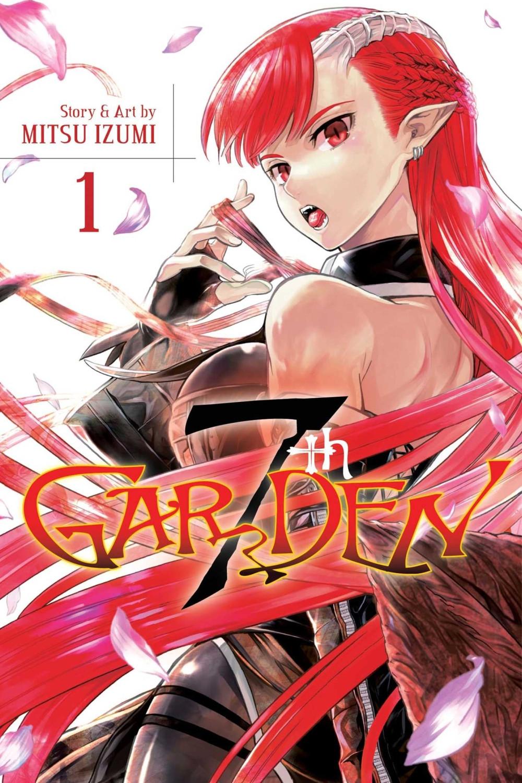 7th Garden 1 Manga