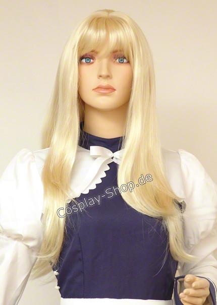 Mariko Light Blond Perücke