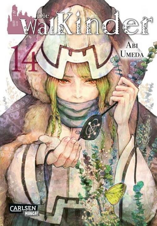 Die Walkinder 14 Manga