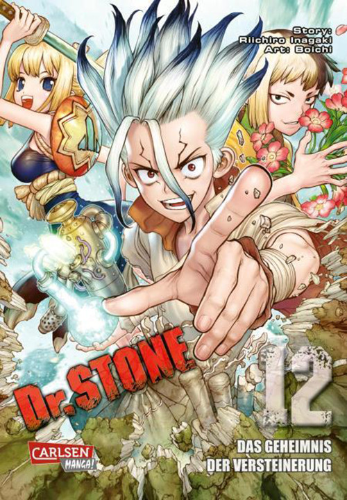 Dr. Stone 12 Manga