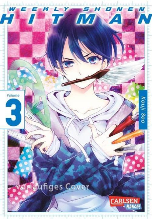 Weekly Shonen Hitman 3 Manga