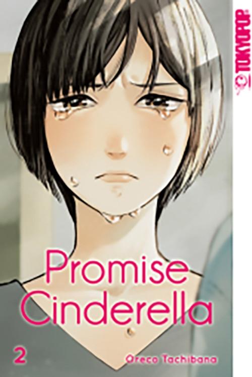 Promise Cinderella 2 Manga