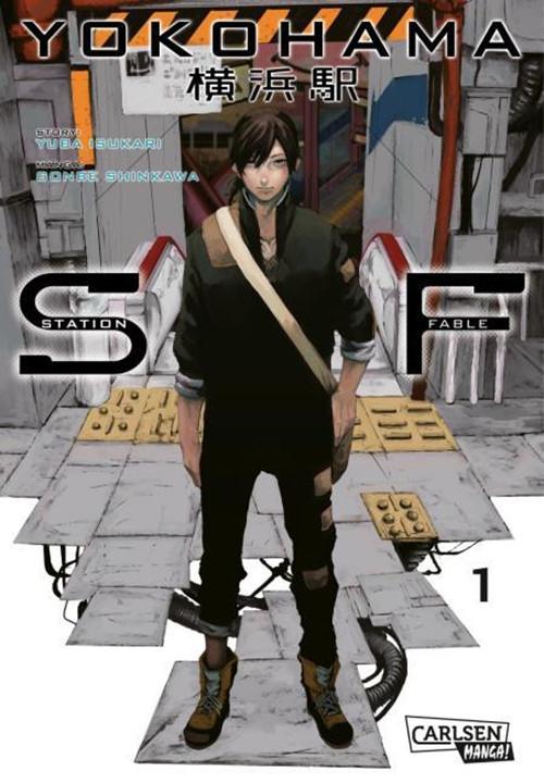Yokohama Station Fable 1 Manga