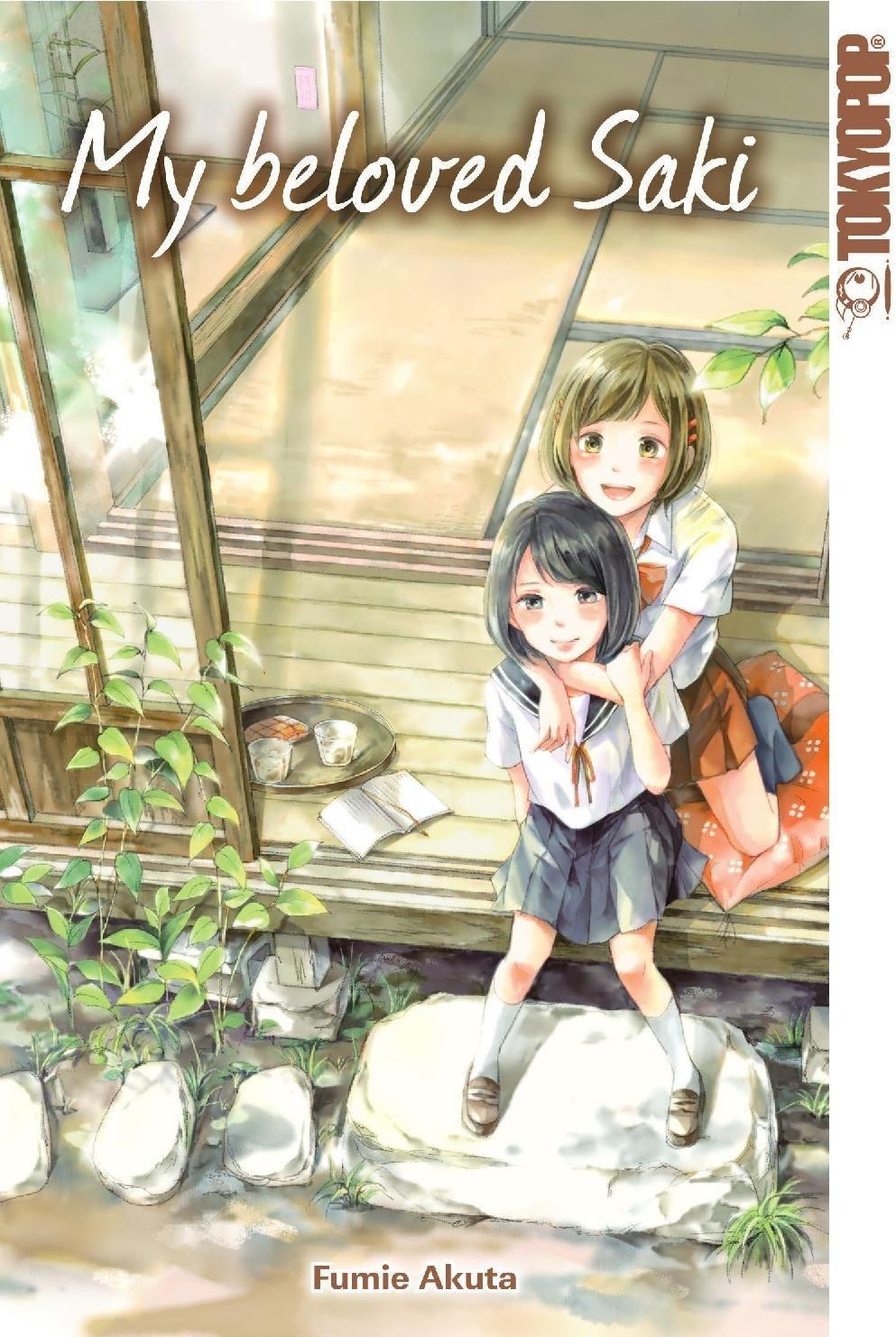 My beloved Saki Manga