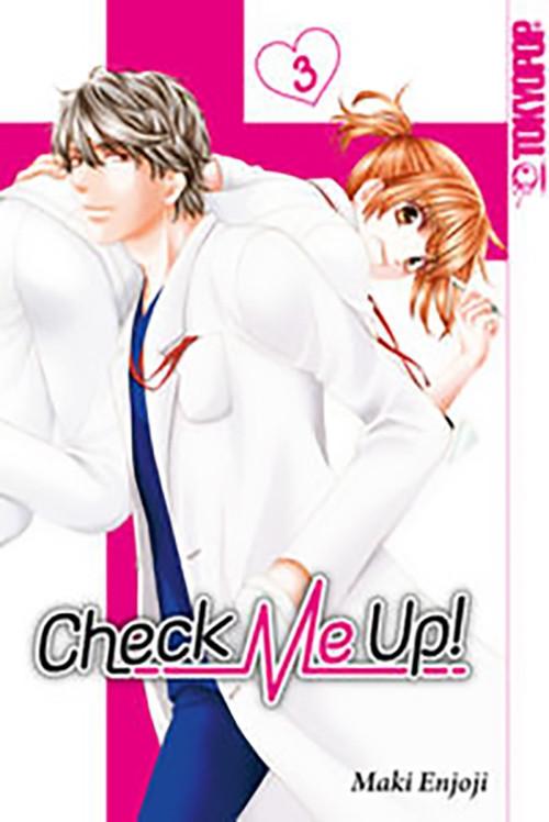 Check Me Up! 03 Manga