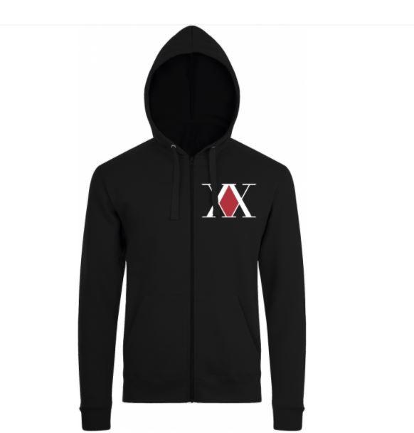 Hunter X Hunter - Poster - Zipper Sweater