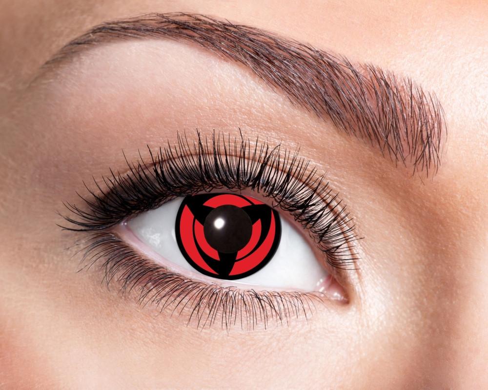 Mangekyu Red Kakashi Mage World Exclusive Kontaktlinsen
