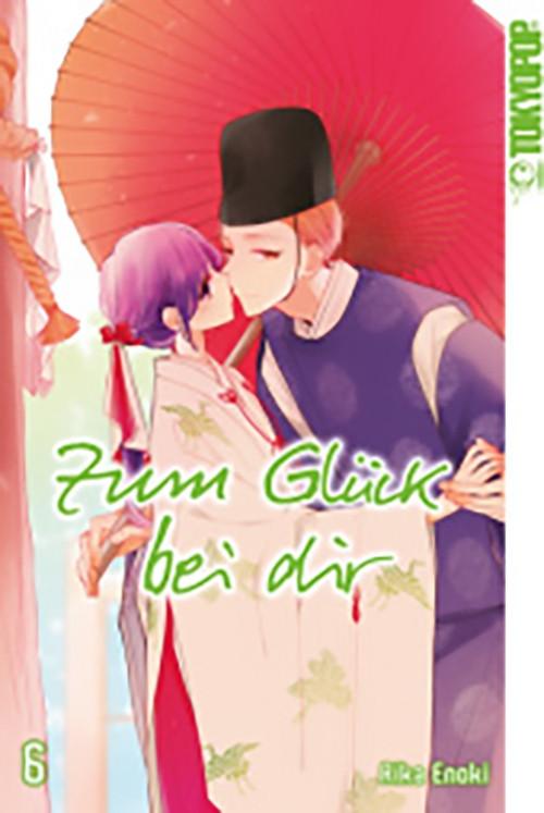 Zum Glück bei dir 6 Manga