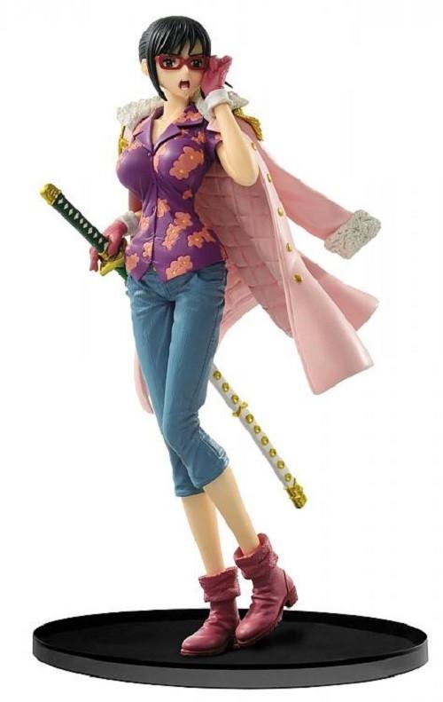 One Piece Tashigi 16cm Figur