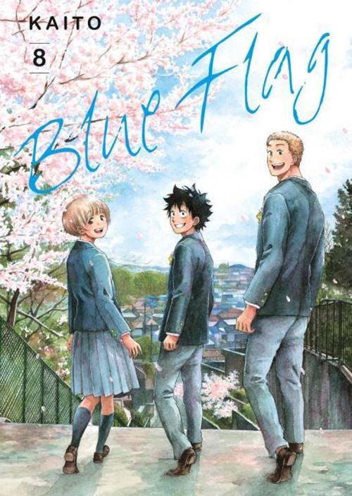 Blue Flag 8 Manga