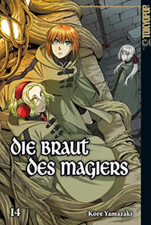 Die Braut des Magiers 14 Manga