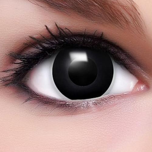 Black Eyes Kontaktlinsen