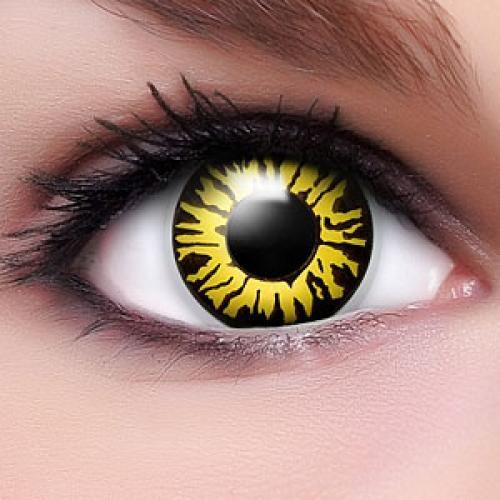 Dschungel Kontaktlinsen