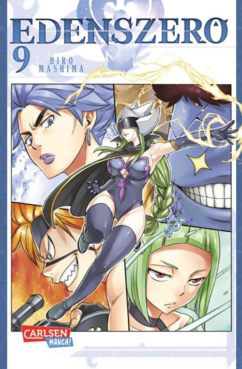Edens Zero 9 Manga
