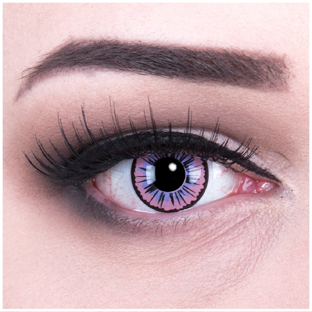 Purple Fee Kontaktlinsen