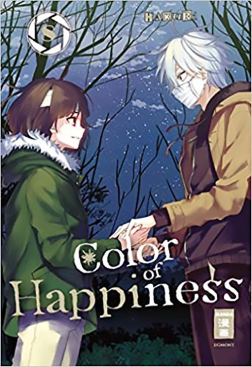 Color of Happiness 8 Manga