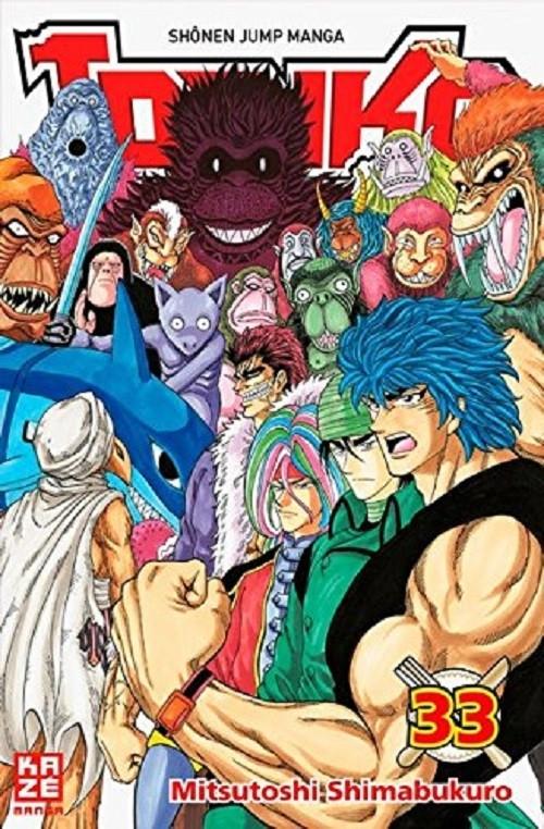 Toriko 33 Manga
