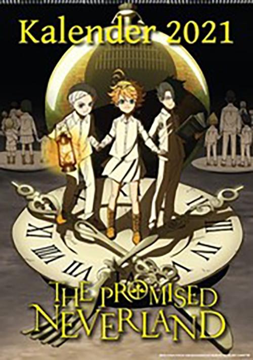 The Promised Neverland – Wandkalender 2021