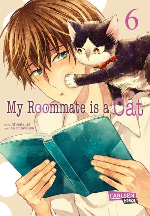 My Roommate is a Cat 6 Manga