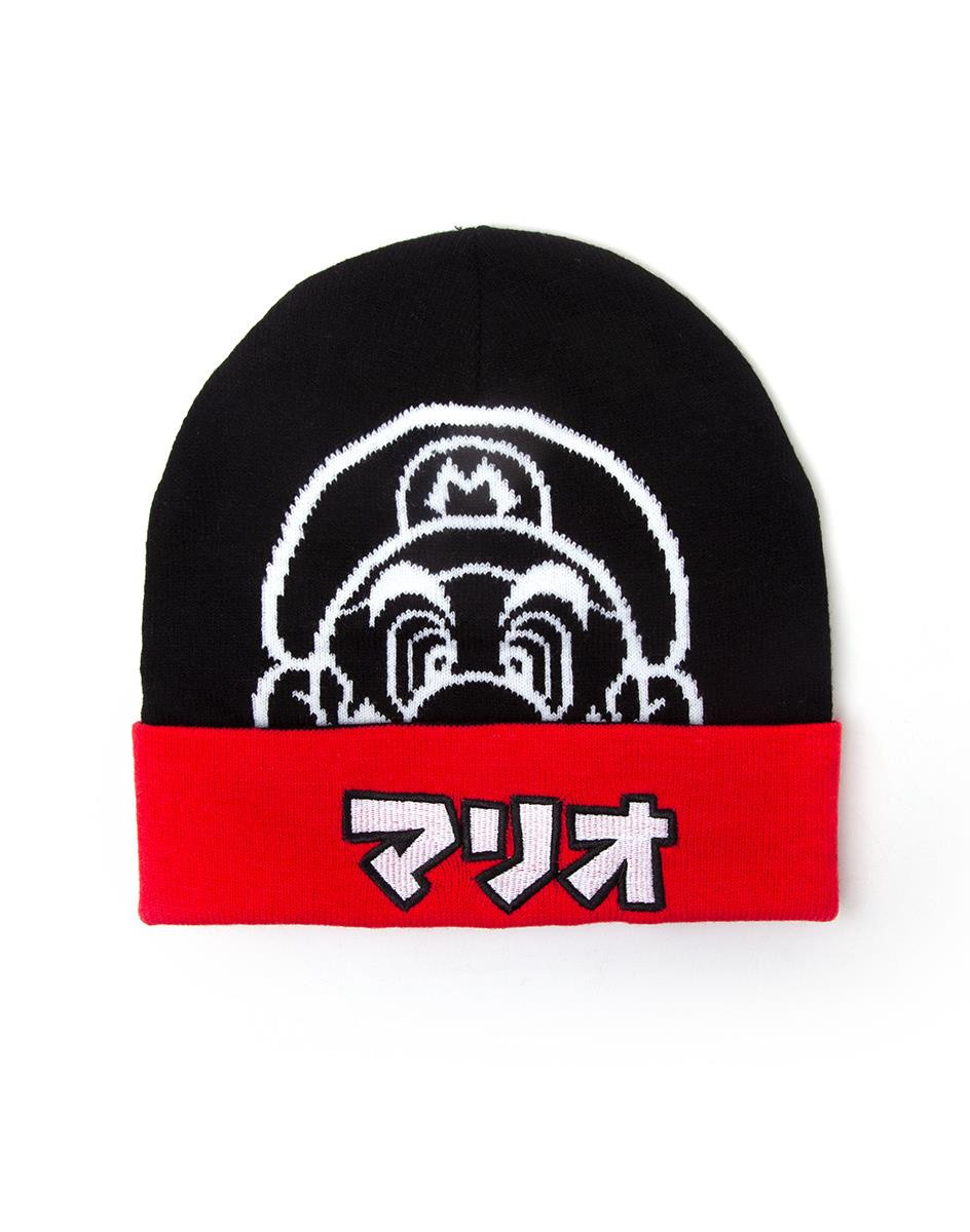 Nintendo - Super Mario - Japanische Beanie