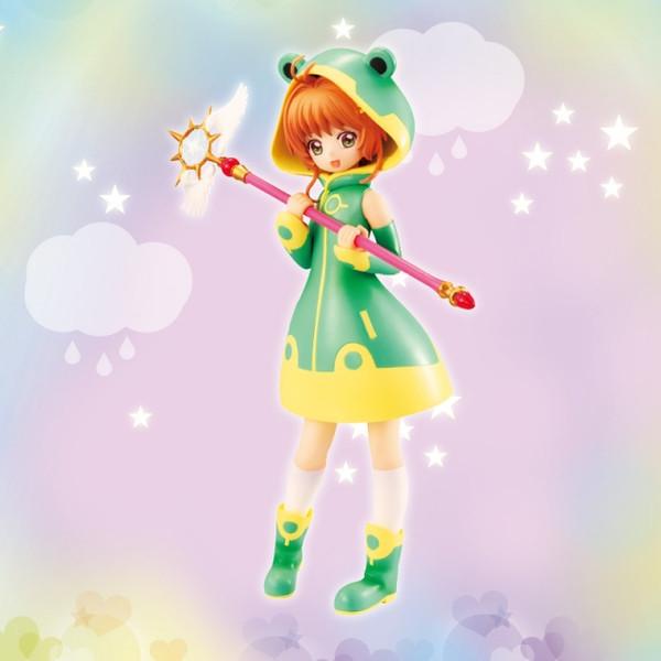 Card Captor Sakura - Sakura Kinomoto - Cute Frog Ver. 17 cm Special Figur