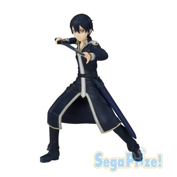 Sword Art Online: Alicization - Kirito - 21 cm LPM Figur