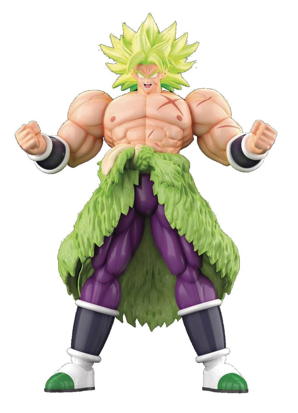 Dragonball Super - Super Saiyan Full Power Broly Chokoku Buyuden 23cm Figur