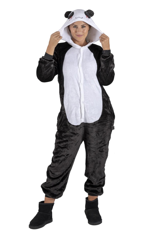 Kigurumi Panda Ganzkörper-Kostüm