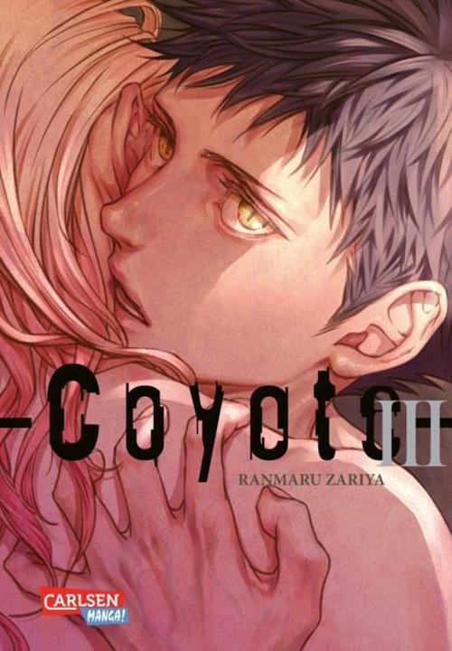 Coyote 3 Manga