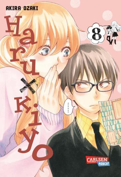Haru x Kiyo 8 Manga
