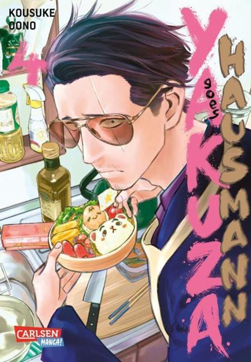 Yakuza goes Hausmann 4 Manga