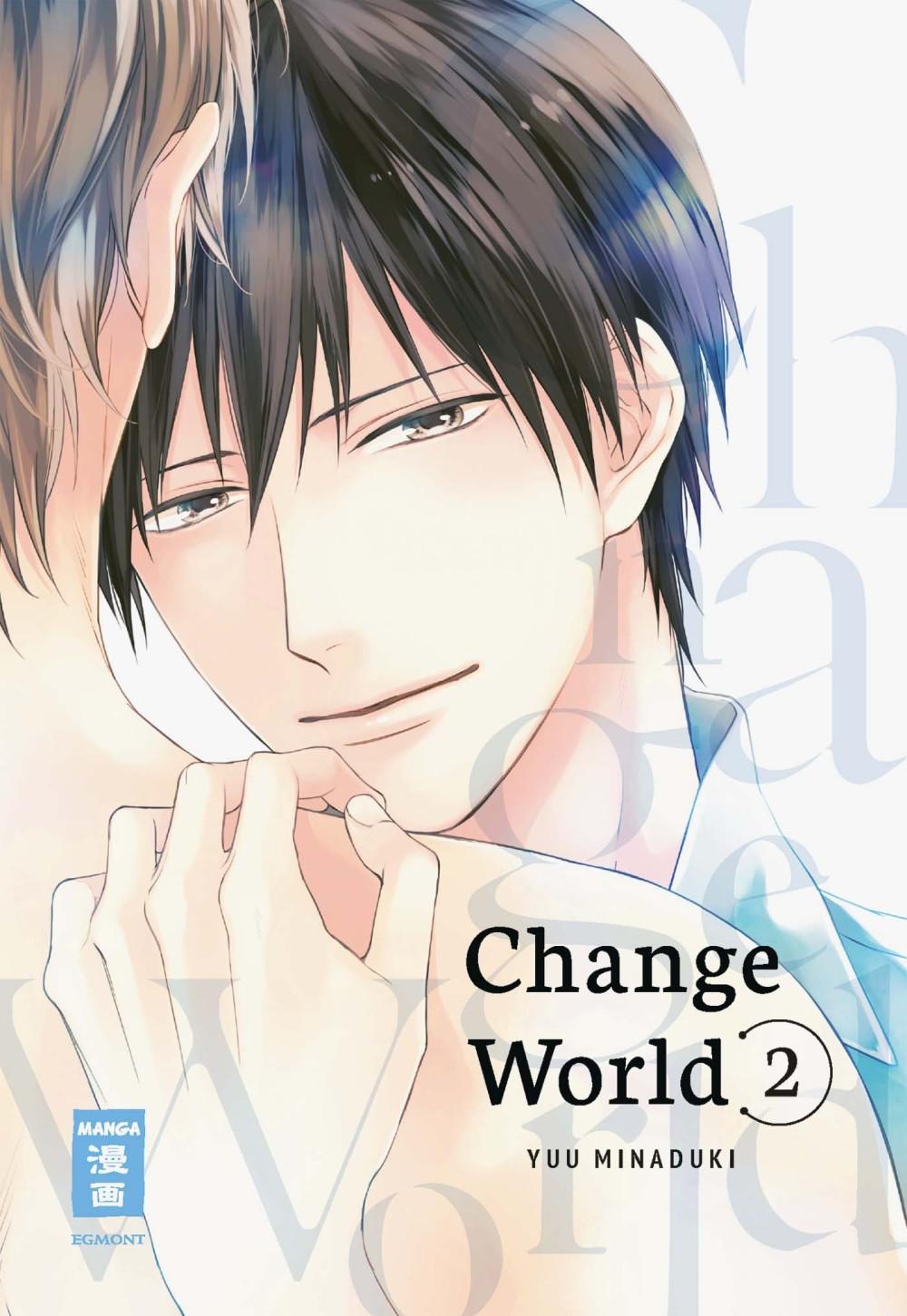 Change World 2 Manga