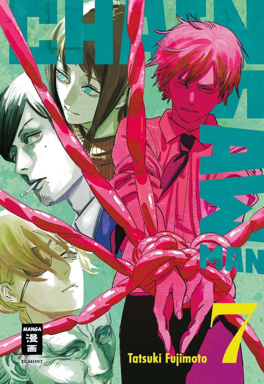 Chainsaw Man 7 Manga