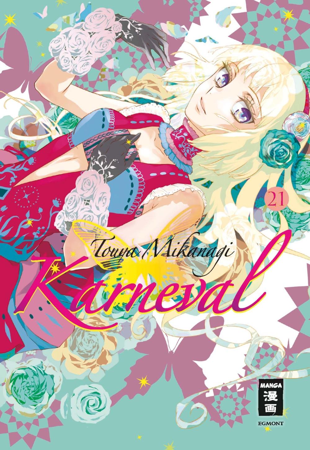 Karneval 21 Manga