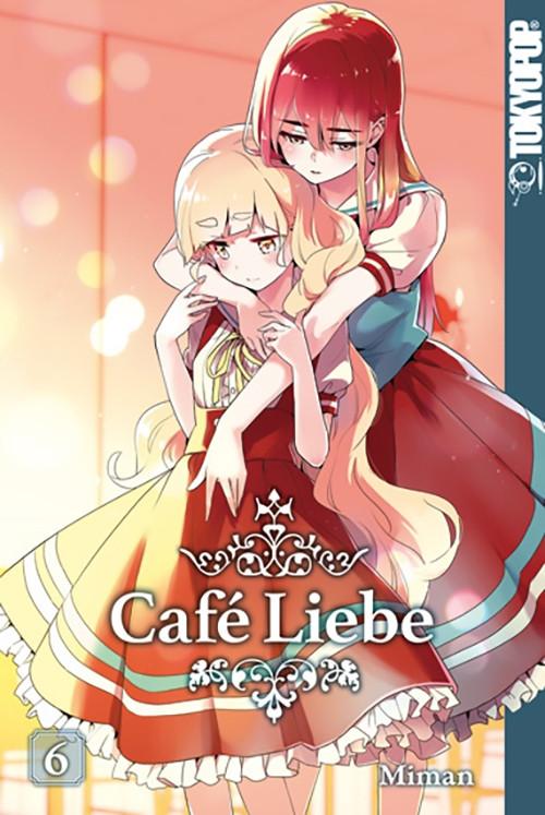 Café Liebe 6 Manga