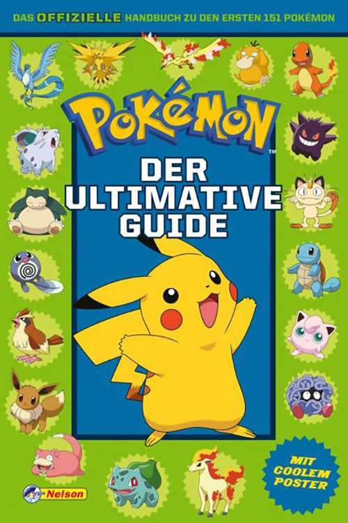 Pokémon: Der ultimative Guide Manga