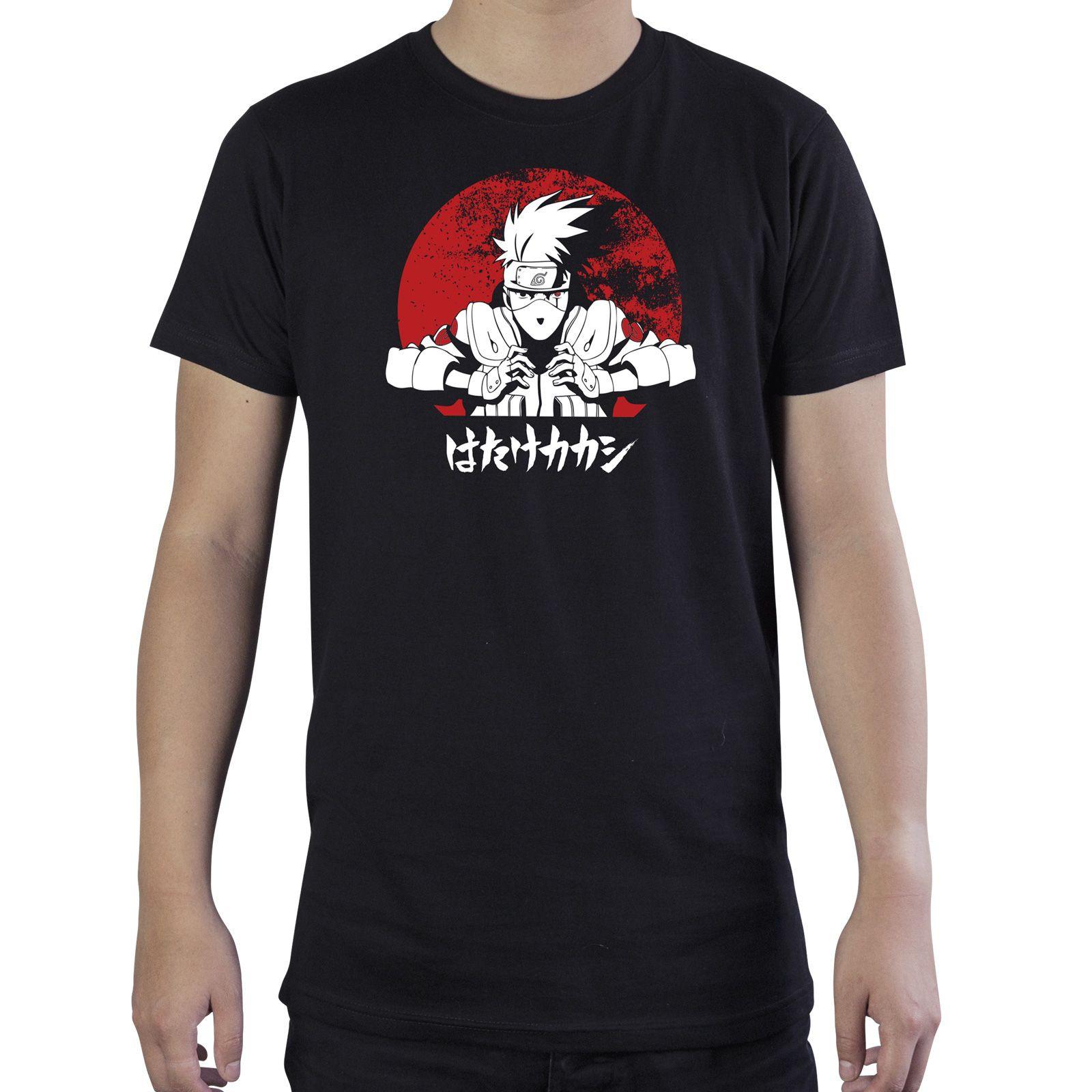 Naruto Shippuden - Kakashi - T-Shirt