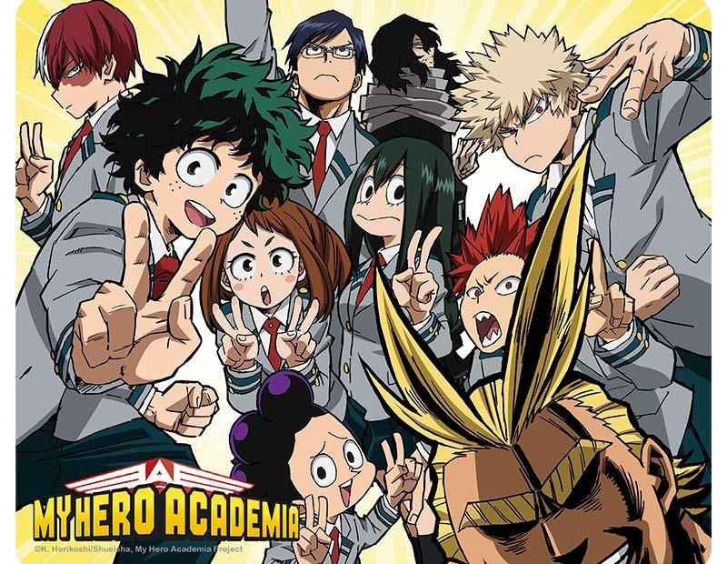 My Hero Academia - Victory Sign - Mauspad