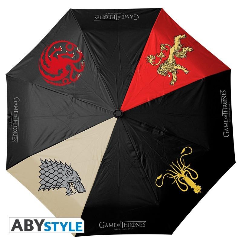 Game of Thrones Sigils Regenschirm