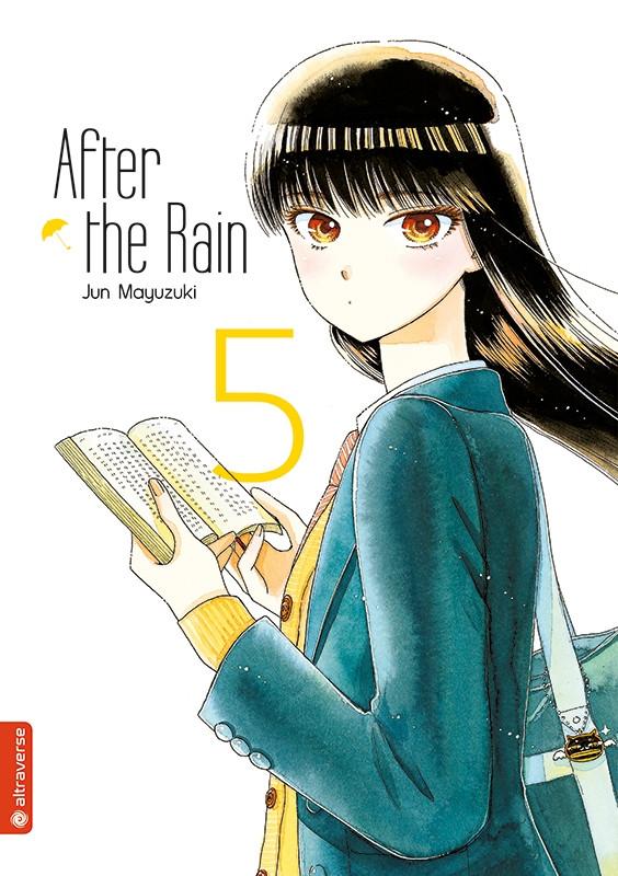 After the Rain 5 Manga