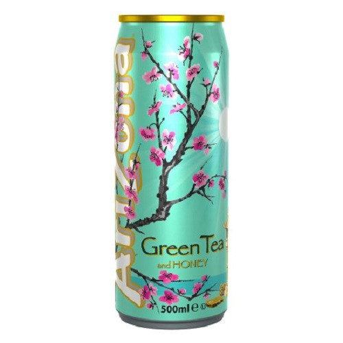 Arizona Green Tea and Honey 500ml Dose