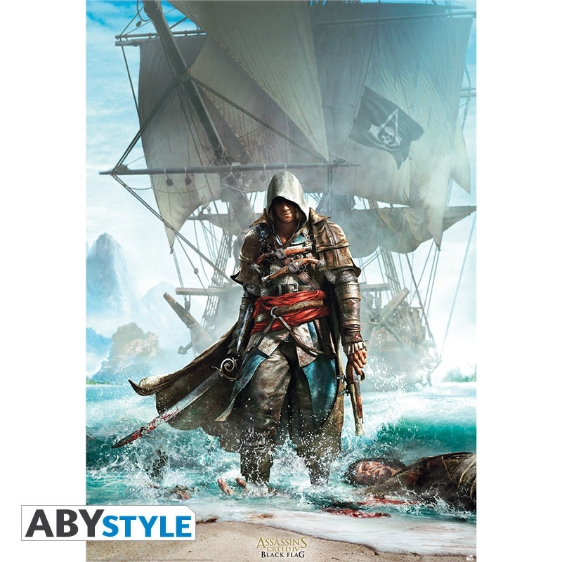 Assassins Creed Black Flag 91,5x61cm Poster