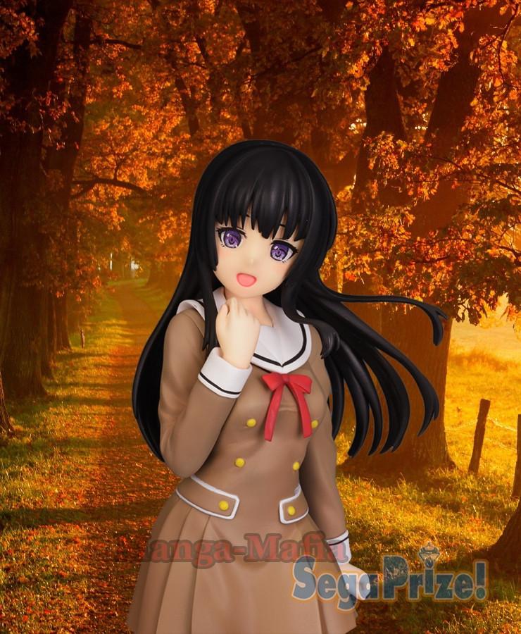 BanG Dream! - Shirokane Rinko (Roselia) [School☆Days] Premium 21 cm Figur