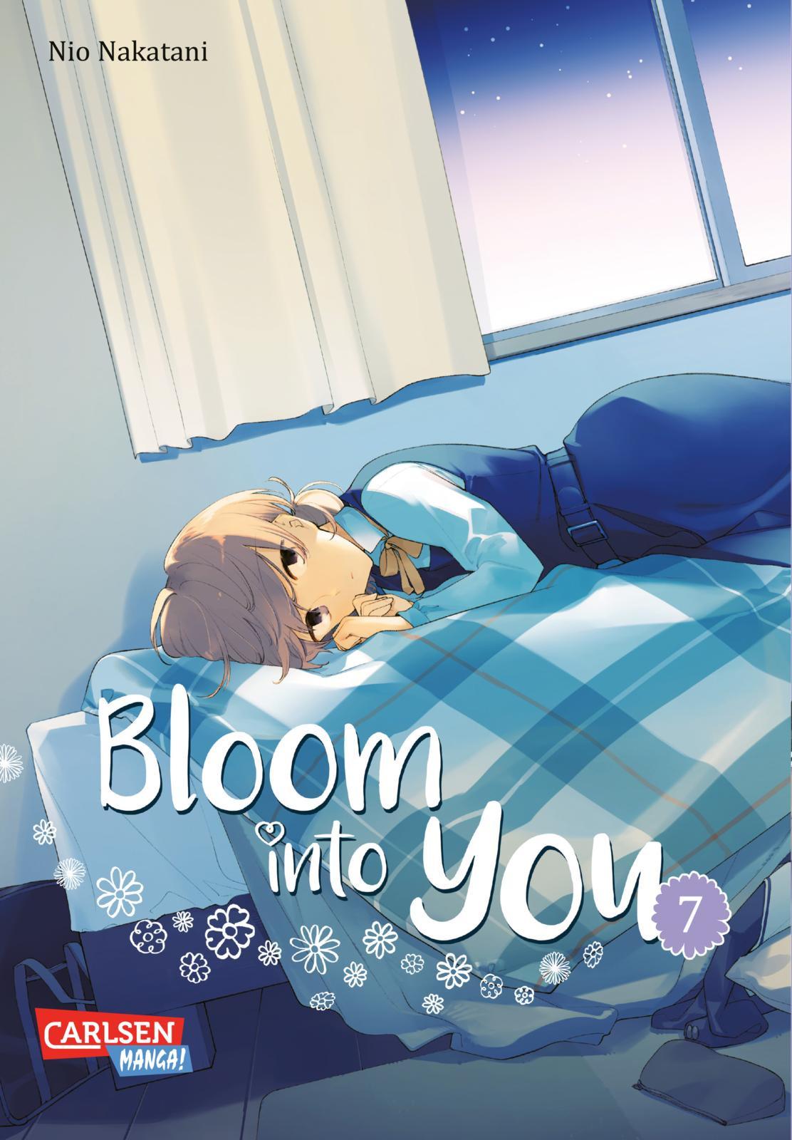 Bloom into you 7 Manga