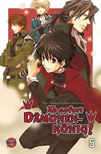 Ab sofort Dämonenkönig!  5 Manga