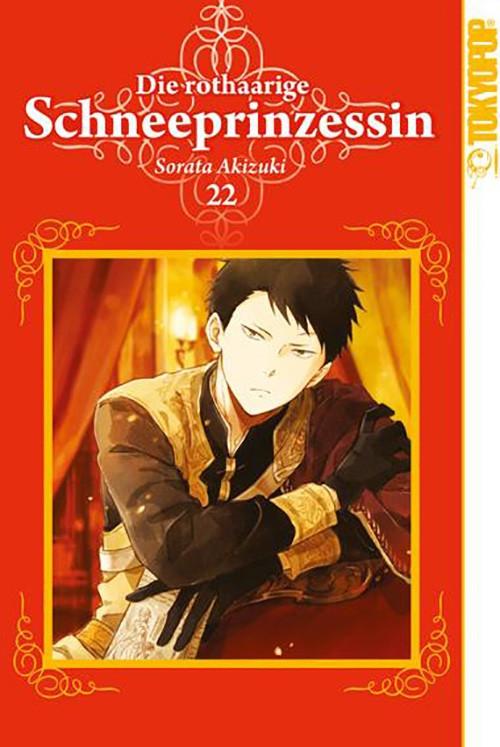 Die rothaarige Schneeprinzessin 22 Manga