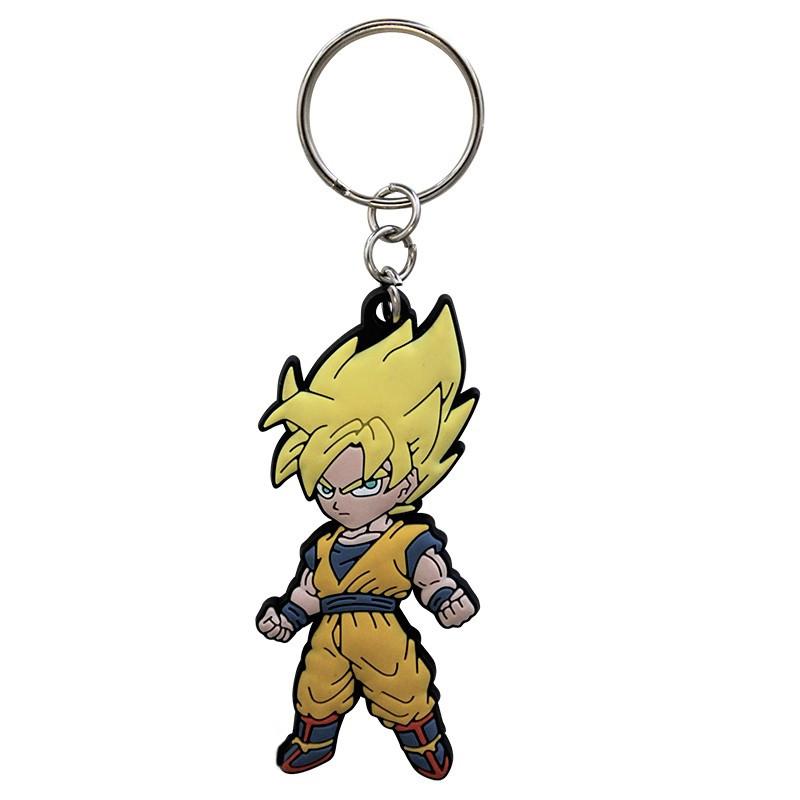 Dragon Ball Z - Super Saiyajin Son Goku - Schlüsselanhänger