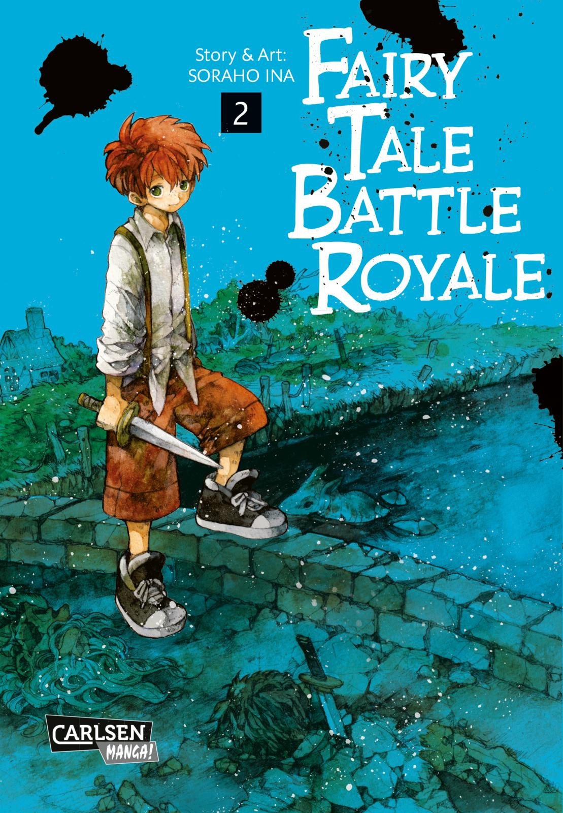 Fairy Tale Battle Royale 2 Manga