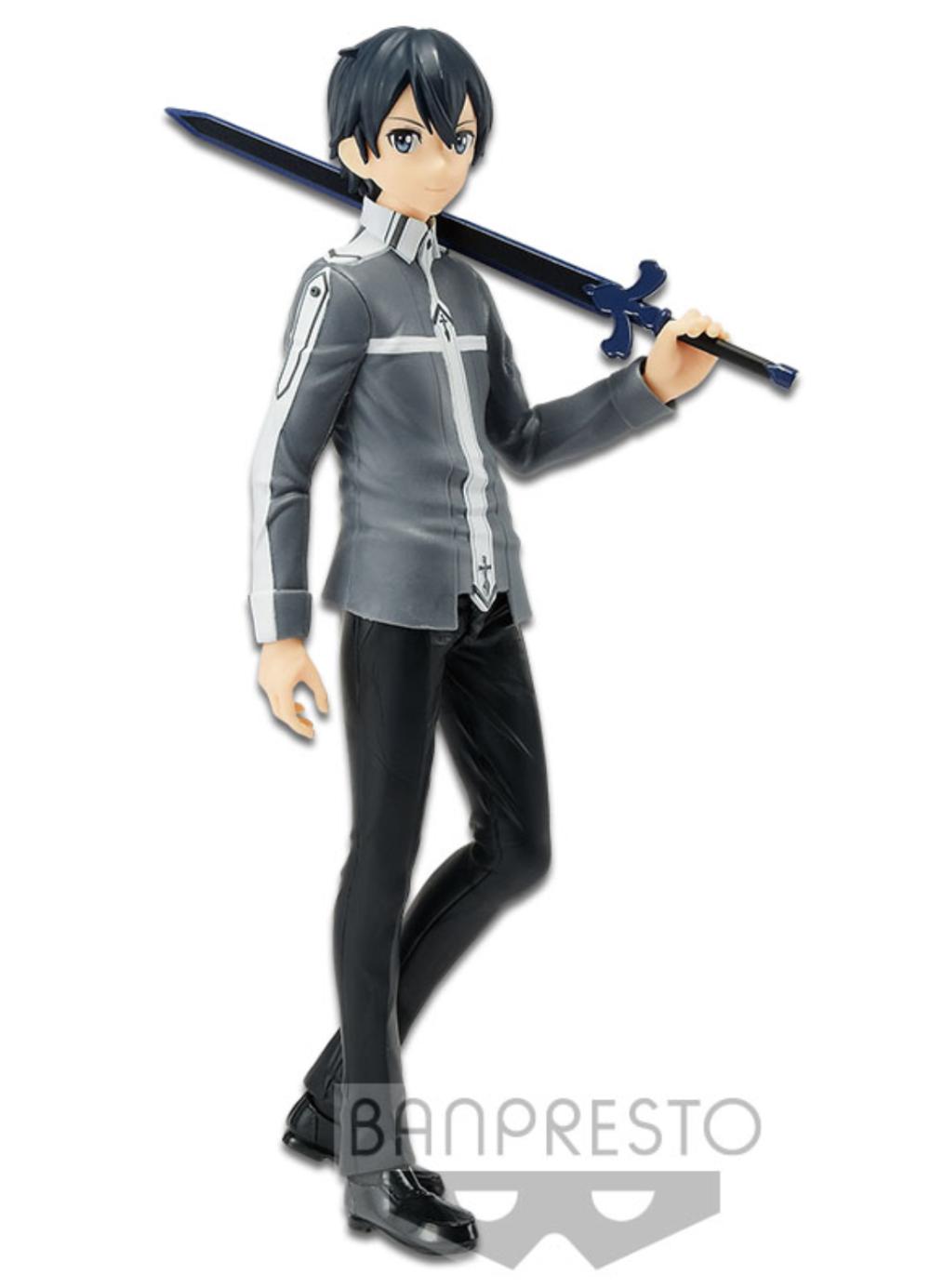 Sword Art Online - Alicization - Kirito EXQ 23 cm Figur